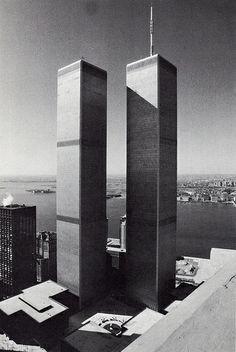 WTC B4 - sky lobbies shown