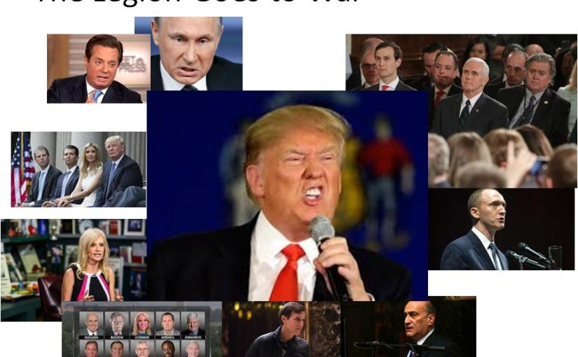 [How long] Can the world afford a Malignant Narcissist as President of the UnitedStates?