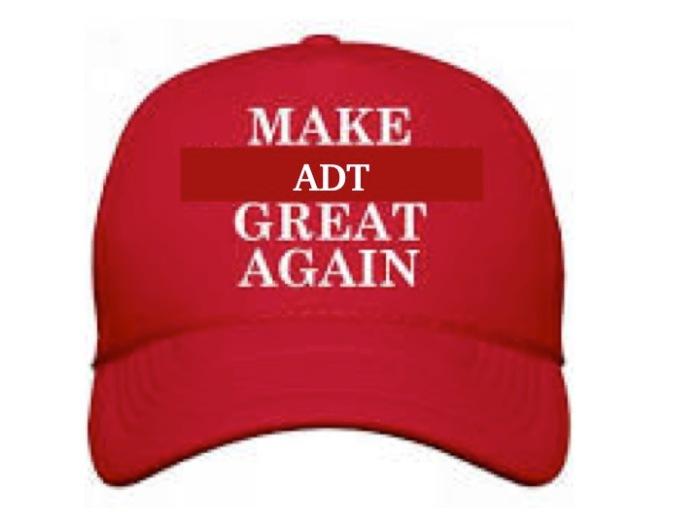 Make America ADTAgain